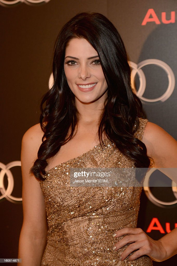 Actress Ashley Greene attends the Audi Forum New Orleans at the Ogden Museum of Southern Art on February 1, 2013 in New Orleans, Louisiana.