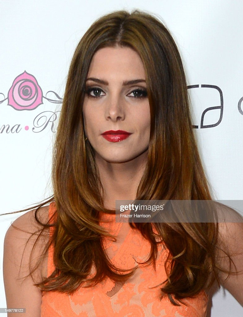 Actress Ashley Greene attends the Carbon Audio's Zooka Launch Party on August 3, 2012 in West Hollywood, California.
