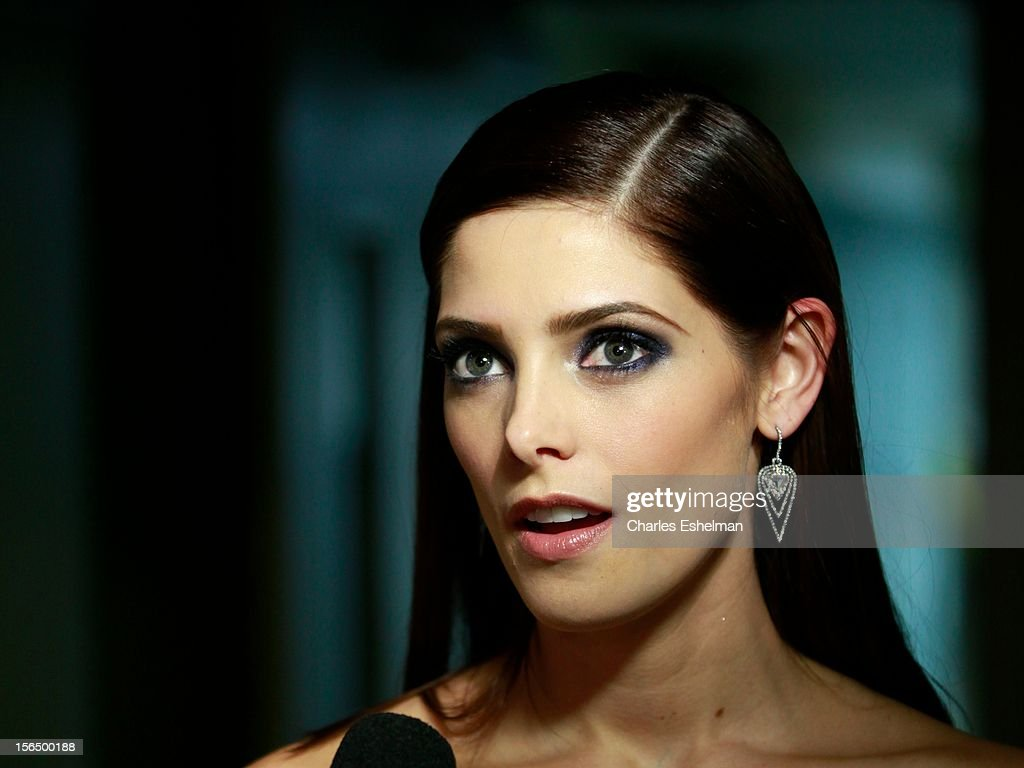 Actress <a gi-track='captionPersonalityLinkClicked' href=/galleries/search?phrase=Ashley+Greene&family=editorial&specificpeople=781552 ng-click='$event.stopPropagation()'>Ashley Greene</a> attends the Cinema Society with The Hollywood Reporter and Samsung Galaxy screening of 'The Twilight Saga: Breaking Dawn Part 2' at the Landmark Sunshine Cinema on November 15, 2012 in New York City.
