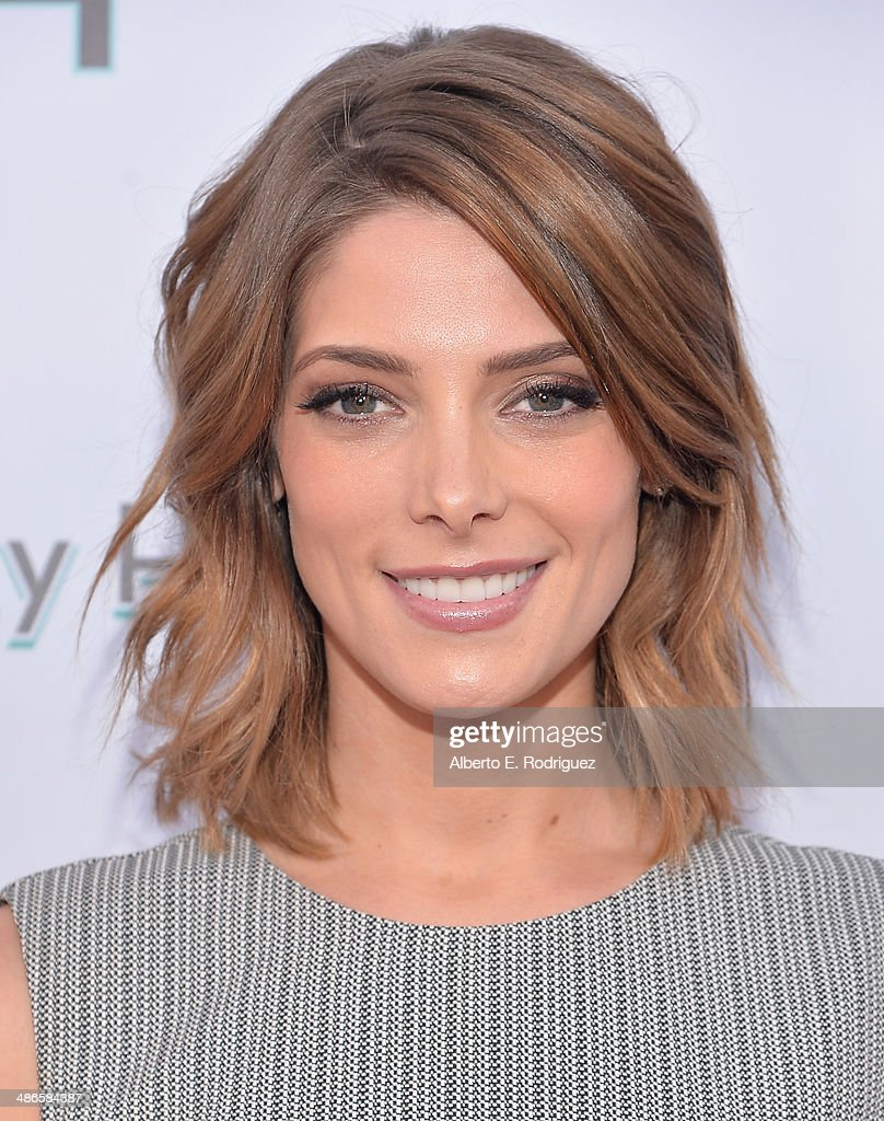 Actress <a gi-track='captionPersonalityLinkClicked' href=/galleries/search?phrase=Ashley+Greene&family=editorial&specificpeople=781552 ng-click='$event.stopPropagation()'>Ashley Greene</a> attends the L.A. Family Housing Awards 2014 at The Lot on April 24, 2014 in West Hollywood, California.