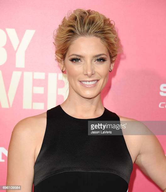 Actress Ashley Greene attends the premiere of 'Baby Driver' at Ace Hotel on June 14 2017 in Los Angeles California