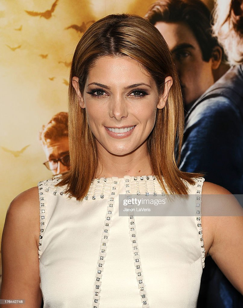 Actress <a gi-track='captionPersonalityLinkClicked' href=/galleries/search?phrase=Ashley+Greene&family=editorial&specificpeople=781552 ng-click='$event.stopPropagation()'>Ashley Greene</a> attends the premiere of 'The Mortal Instruments: City Of Bones' at ArcLight Cinemas Cinerama Dome on August 12, 2013 in Hollywood, California.