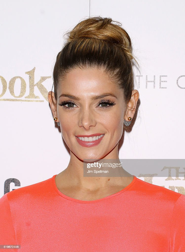 Actress Ashley Greene attends the screening of 'The Jungle Book' hosted by Disney with The Cinema Society and Samsung at AMC Empire 25 theater on April 7, 2016 in New York City.