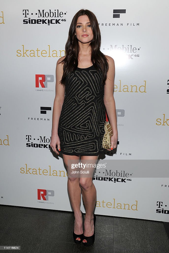 Actress Ashley Greene attends the 'Skateland' after party on May 11, 2011 in Hollywood, California.