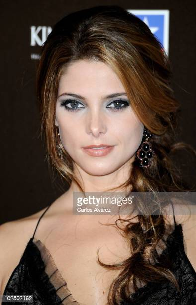 Actress Ashley Greene attends 'The Twilight Saga Eclipse' premiere at Kinepolis Cinema on June 28 2010 in Madrid Spain