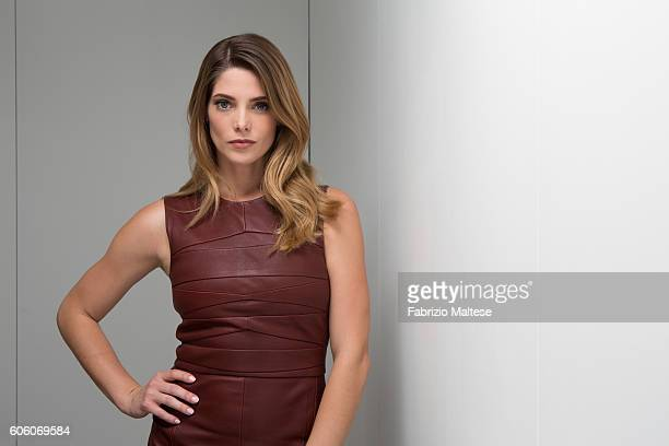 Actress Ashley Greene is photographed for Self Assignment on September 4 2016 in Venice Italy