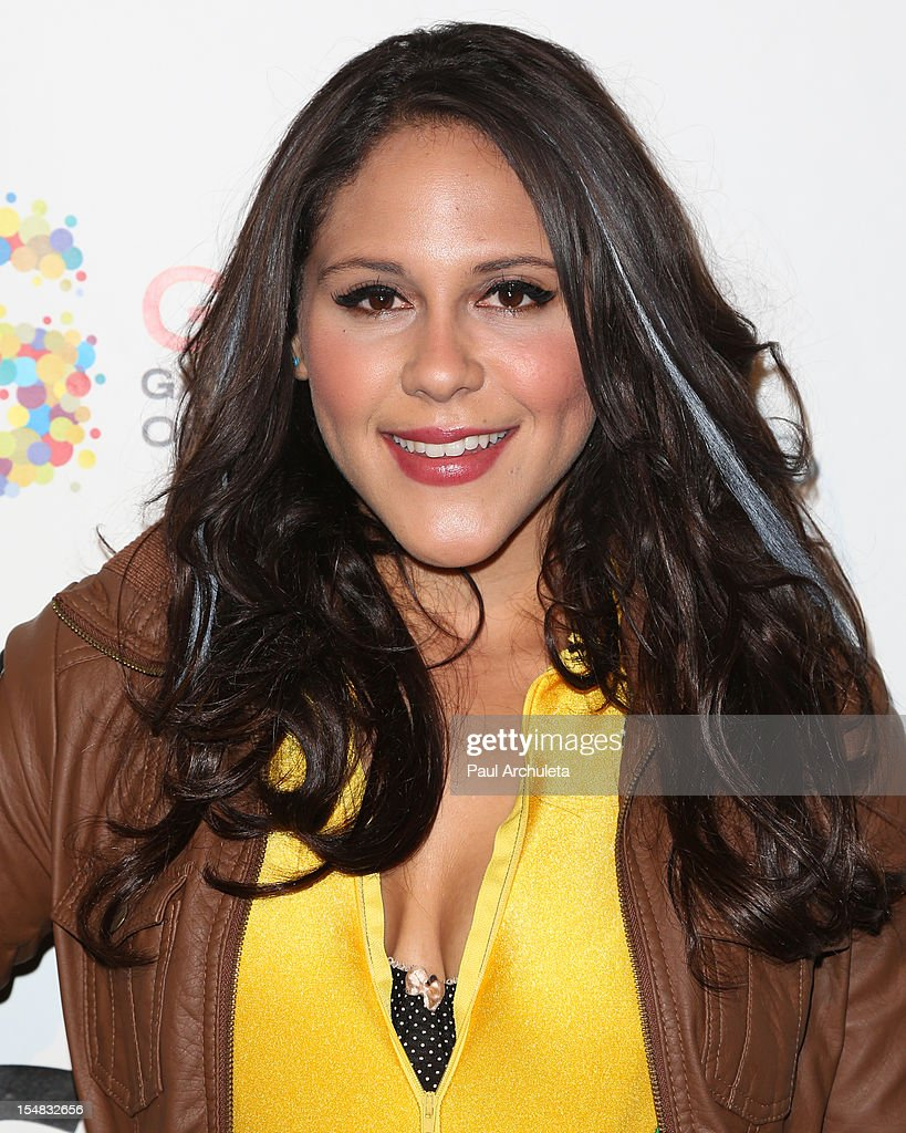 Actress Ashley Holliday attends Fred & Jason's annual Halloweenie charity event at The Lot on October 26, 2012 in West Hollywood, California.
