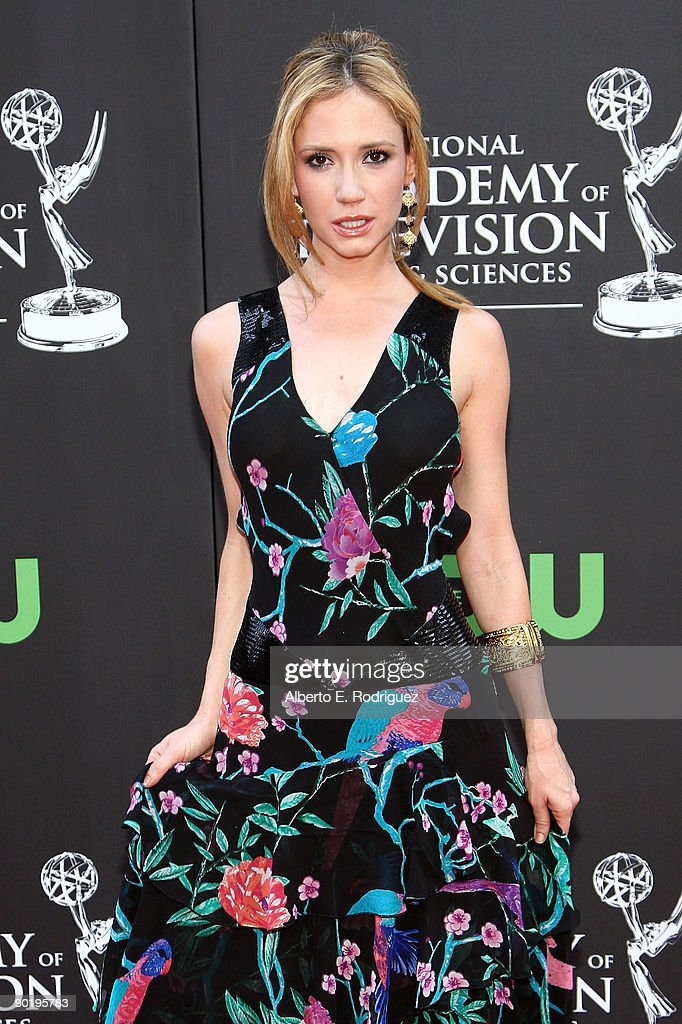 Actress Ashley Jones arrives at the 36th Annual Daytime Emmy Awards at The Orpheum Theatre on August 30, 2009 in Los Angeles, California.