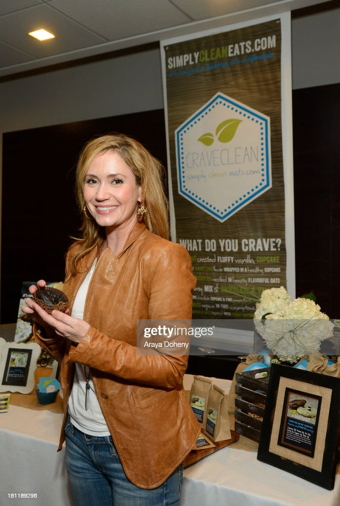 Actress Ashley Jones attends Kari Feinstein's Pre-Emmy Style Lounge at the Andaz Hotel on September 19, 2013 in Los Angeles, California.