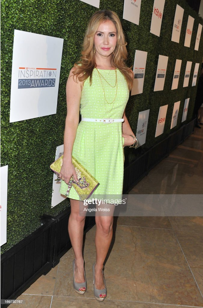 Actress Ashley Jones attends Step Up Women's Network 10th annual Inspiration Awards at The Beverly Hilton Hotel on May 31, 2013 in Beverly Hills, California.