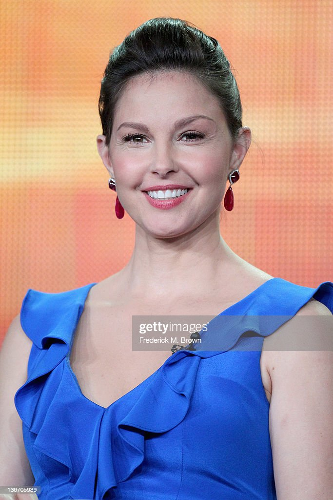 Actress <a gi-track='captionPersonalityLinkClicked' href=/galleries/search?phrase=Ashley+Judd&family=editorial&specificpeople=171188 ng-click='$event.stopPropagation()'>Ashley Judd</a> speaks during the 'Missing' panel during the ABC portion of the 2012 Winter TCA Tour held at The Langham Huntington Hotel and Spa on January 10, 2012 in Pasadena, California.