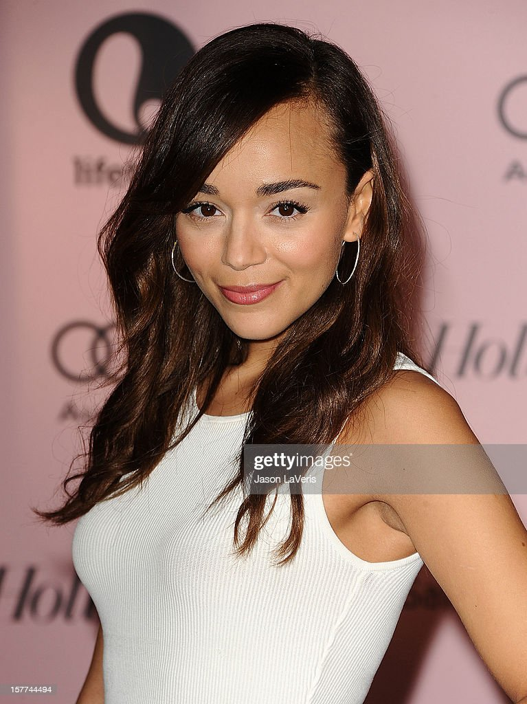 Actress Ashley Madekwe attends the Hollywood Reporter's 21st annual Women In Entertainment breakfast at The Beverly Hills Hotel on December 5, 2012 in Beverly Hills, California.