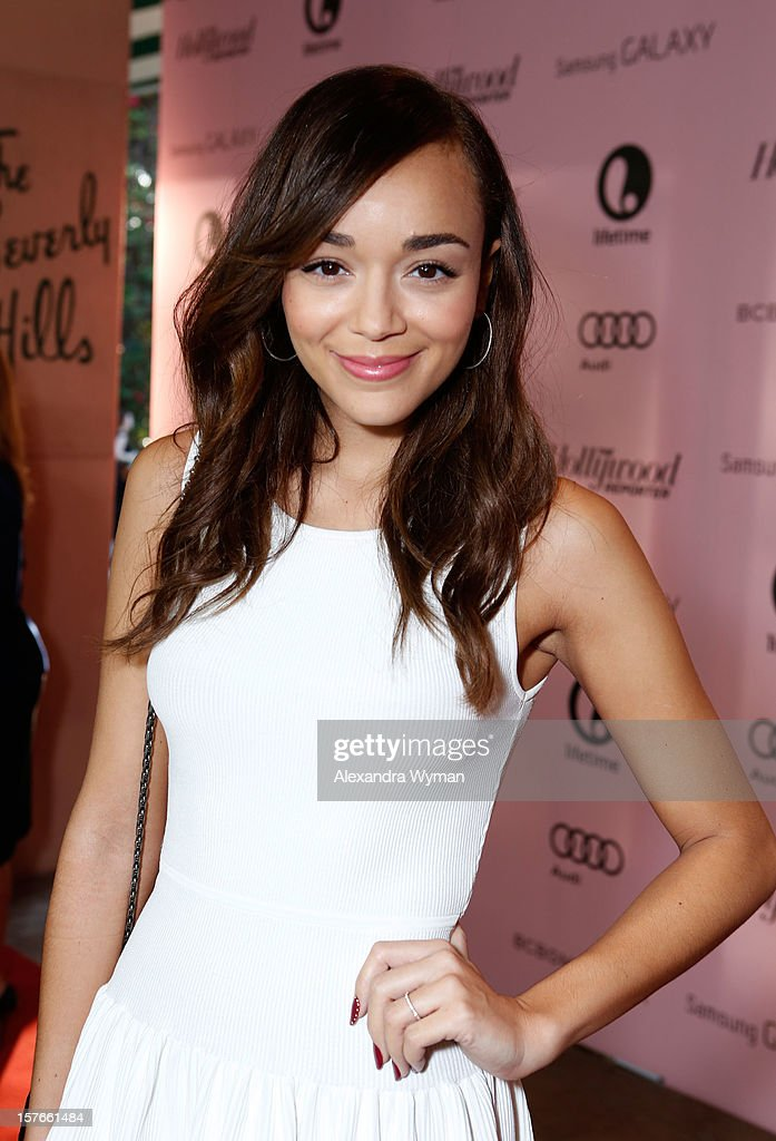 Actress Ashley Madekwe attends The Hollywood Reporter's 'Power 100: Women In Entertainment' Breakfast at the Beverly Hills Hotel on December 5, 2012 in Beverly Hills, California.