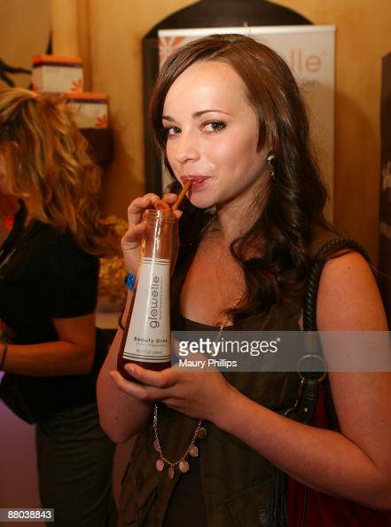 Actress Ashley Rickards attends Melanie Segal's MTV Movie Awards House Presented by Rev 3 Day 1 at Private Residence on May 28 2009 in Los Angeles...