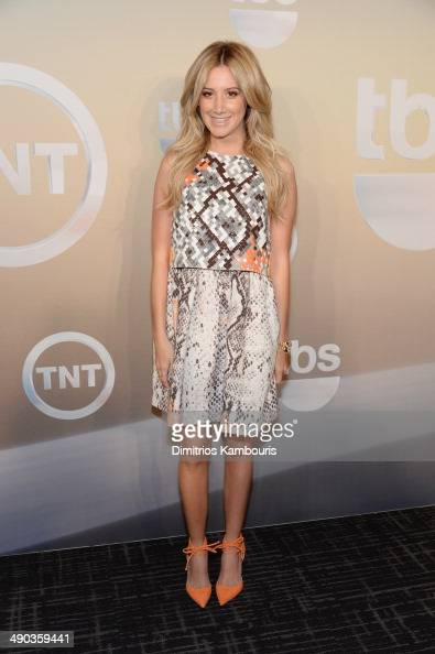Actress Ashley Tisdale attends the TBS / TNT Upfront 2014 at The Theater at Madison Square Garden on May 14 2014 in New York City 24674_002_0426JPG