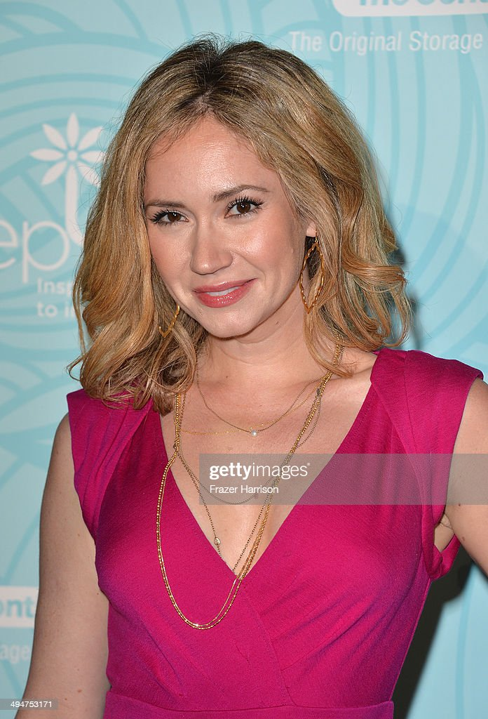 Actress AshleyJones arrives at the Step Up 11th Annual Inspiration Awards at The Beverly Hilton Hotel on May 30, 2014 in Beverly Hills, California.