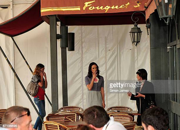 Actress Asia Argento sighting on May 12 2009 in Cannes France