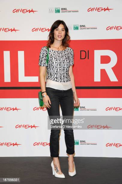 Actress Astrid BergesFrisbey attends 'Juliette' Premiere during The 8th Rome Film Festival on November 10 2013 in Rome Italy