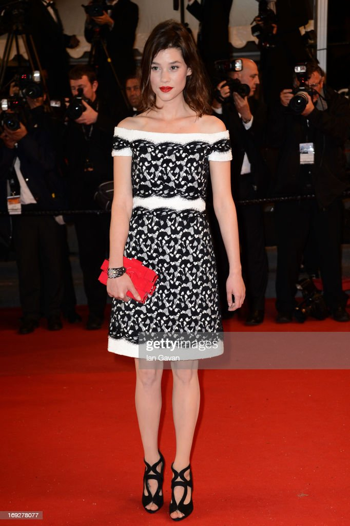 Actress Astrid Berges-Frisbey attends the 'Only God Forgives' Premiere during the 66th Annual Cannes Film Festival at Palais des Festivals on May 22, 2013 in Cannes, France.