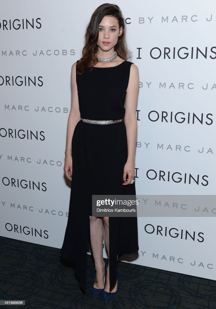 Actress Astrid Bergès-Frisbey attends the 'I Origins' screening at Sunshine Landmark on July 10, 2014 in New York City.