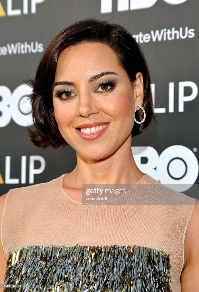 Actress <a gi-track='captionPersonalityLinkClicked' href=/galleries/search?phrase=Aubrey+Plaza&family=editorial&specificpeople=5299268 ng-click='$event.stopPropagation()'>Aubrey Plaza</a> attends the NALIP 2016 Latino Media Awards at Dolby Theatre on June 25, 2016 in Hollywood, California.