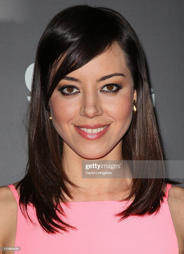 Actress Aubrey Plaza attends the premiere of Sony Pictures Classics' 'Damsels in Distress' at the Egyptian Theatre on March 21, 2012 in Hollywood, California.