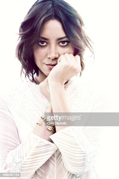 Actress Aubrey Plaza is photographed for Glow Magazine on December 1 2013 in Los Angeles California COVER IMAGE ON DOMESTIC EMBARGO UNTIL MARCH 1...