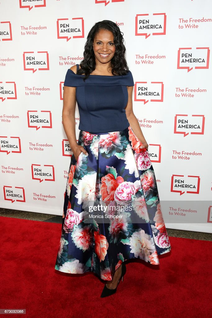 Actress Audra McDonald attends the 2017 PEN America Literary Gala at American Museum of Natural History on April 25, 2017 in New York City.