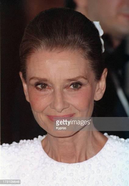 Actress Audrey Hepburn 1992
