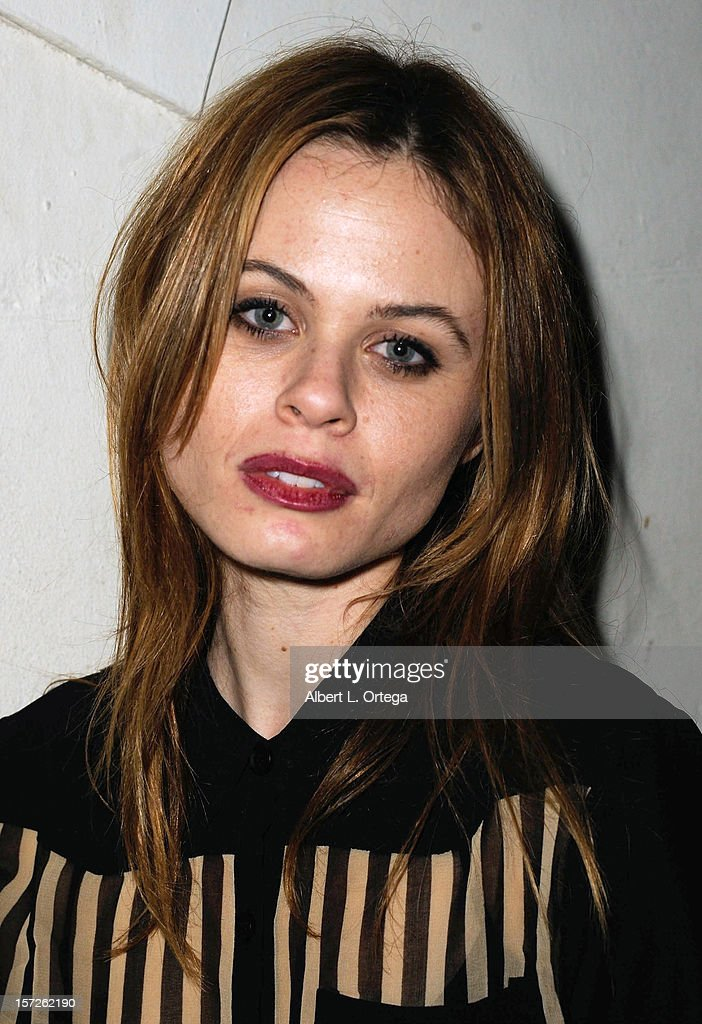 Actress Augie Duke attends the Birthday Party for Model/actress Chanel Ryan also celebrating the release of 'Bad Kids Go To Hell' held at Eden on November 30, 2012 in Hollywood, California.