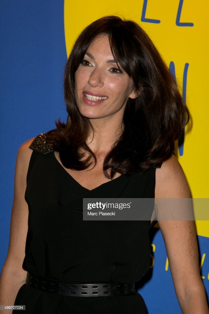 Actress <a gi-track='captionPersonalityLinkClicked' href=/galleries/search?phrase=Aure+Atika&family=editorial&specificpeople=539753 ng-click='$event.stopPropagation()'>Aure Atika</a> attends the 'Panorama des Nuits en or' gala dinner UNESCO on June 16, 2014 in Paris, France.
