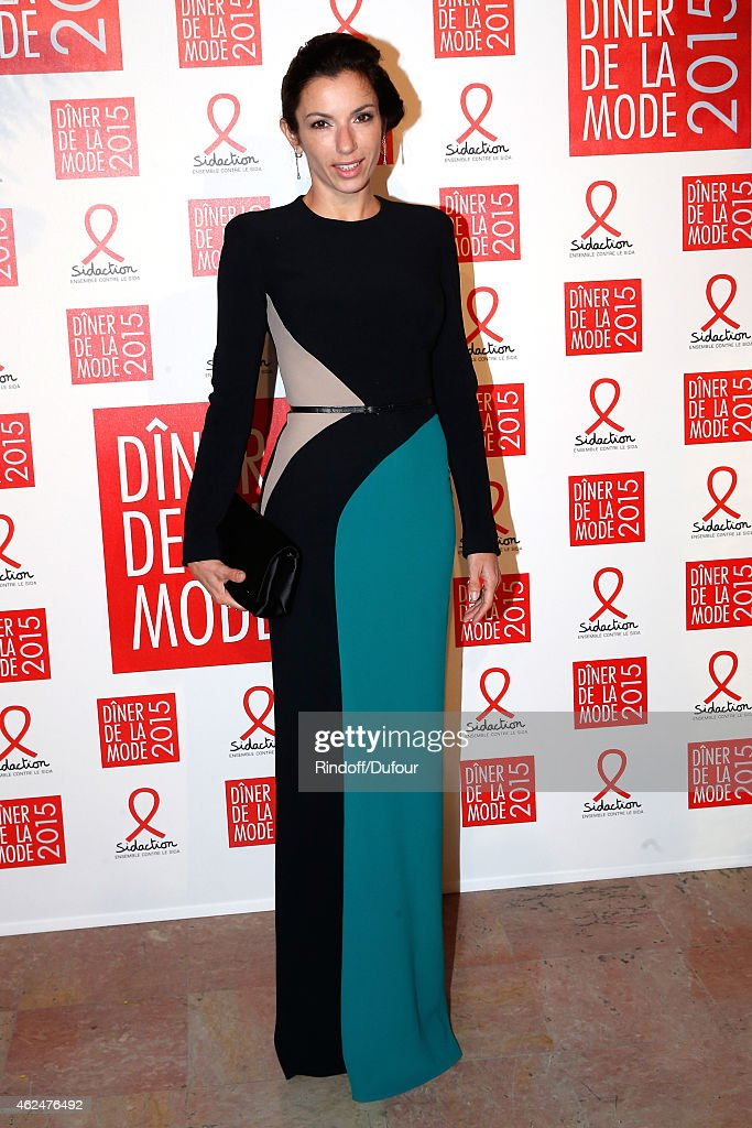 Sidaction Gala Dinner 2015 At Pavillon D'Armenonville
