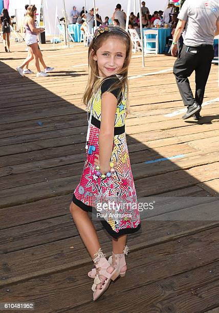 Actress Ava Kolker attends the 17th Annual Mattel 'Party On The Pier' on September 25 2016 in Santa Monica California