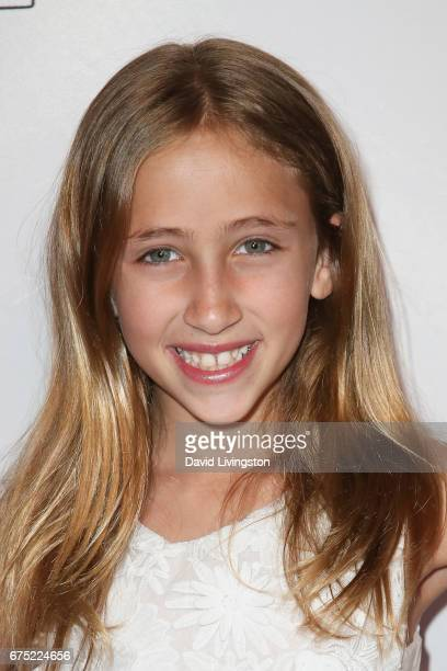 Actress Ava Kolker attends the WE ALL PLAY FUNdraiser hosted by the Zimmer Children's Museum at the Zimmer Children's Museum on April 30 2017 in Los...