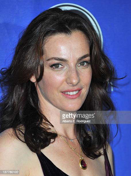 Actress Ayelet Zurer arrives to the Santa Barbara International Film Festival's opening night premiere of Sony Pictures Classics' 'Darling Companion'...