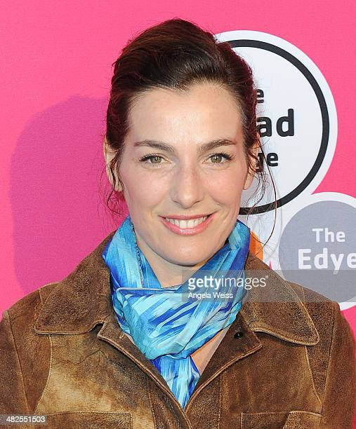 Actress Ayelet Zurer attends the opening night of 'Midsummer Night's Dream' from the creators of The Tony AwardWinning hit 'War Horse' at The Broad...