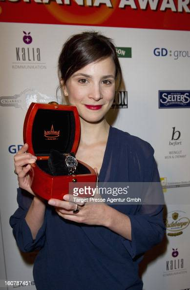 Actress Aylin Tezel attends the...