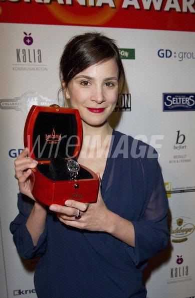 Actress Aylin Tezel attends the...