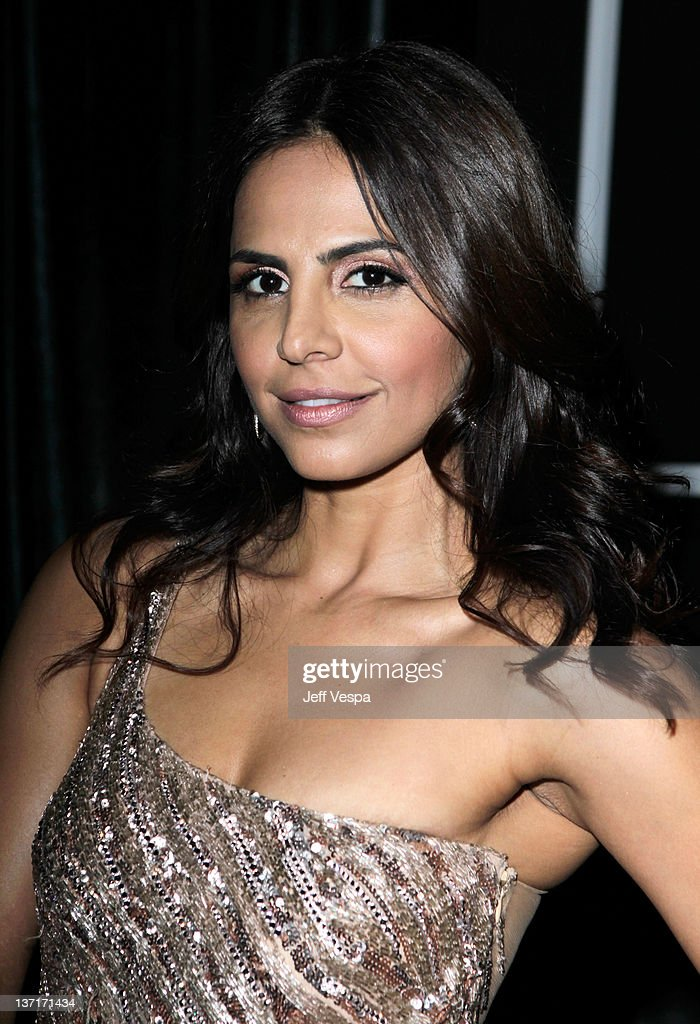 Actress Azita Ghanizada attends The Weinstein Company's 2012 Golden Globe Awards After Party held at The Beverly Hilton hotel on January 15, 2012 in Beverly Hills, California.