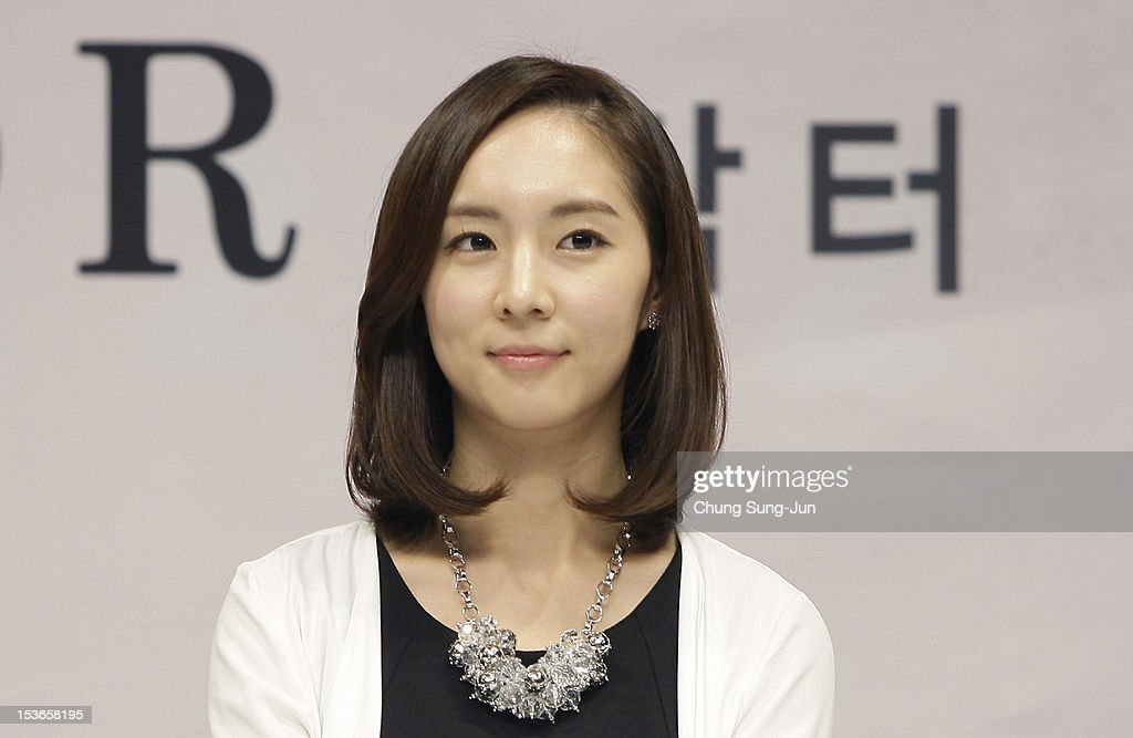 Actress Bae So-Eun attends the 'Doctor' gala presentation and press conference at the Shinsegae Centumcity cultural hall during the 17th Busan International Film Festival (BIFF) at the Busan Cinema Center on October 8, 2012 in Busan, South Korea. The biggest film festival in Asia showcases 304 films from 75 countries and runs from October 04 until October 13..