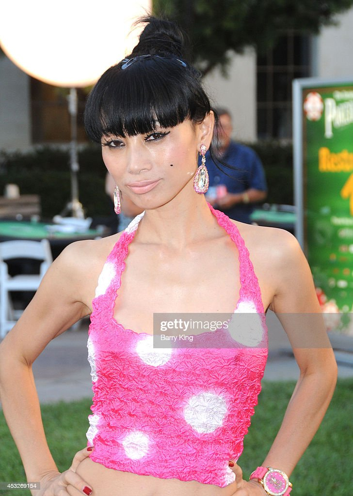 Actress <a gi-track='captionPersonalityLinkClicked' href=/galleries/search?phrase=Bai+Ling&family=editorial&specificpeople=201459 ng-click='$event.stopPropagation()'>Bai Ling</a> attends the 4th annual Variety's Texas Hold 'Em poker tournament to benefit 'The Children's Charity Of Southern California' at Paramount Studios on July 16, 2014 in Hollywood, California.