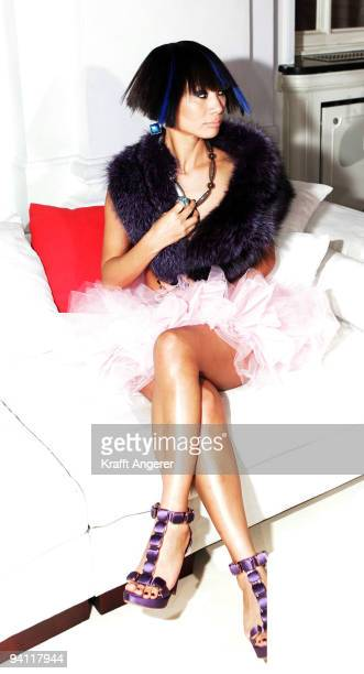 Actress Bai Ling attends the Movie Meets Media 10th Anniversary event on December 07 2009 in Hamburg Germany