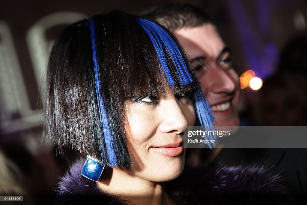 Actress Bai Ling attends the Movie Meets Media 10th Anniversary event on December 07, 2009 in Hamburg, Germany.