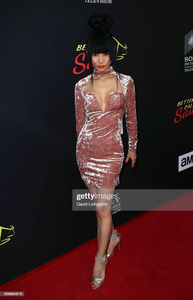 Actress Bai Ling attends the premiere of AMC's 'Better Call Saul' Season 3 at Arclight Cinemas Culver City on March 28, 2017 in Culver City, California.