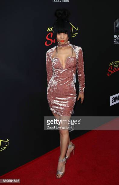 Actress Bai Ling attends the premiere of AMC's 'Better Call Saul' Season 3 at Arclight Cinemas Culver City on March 28 2017 in Culver City California
