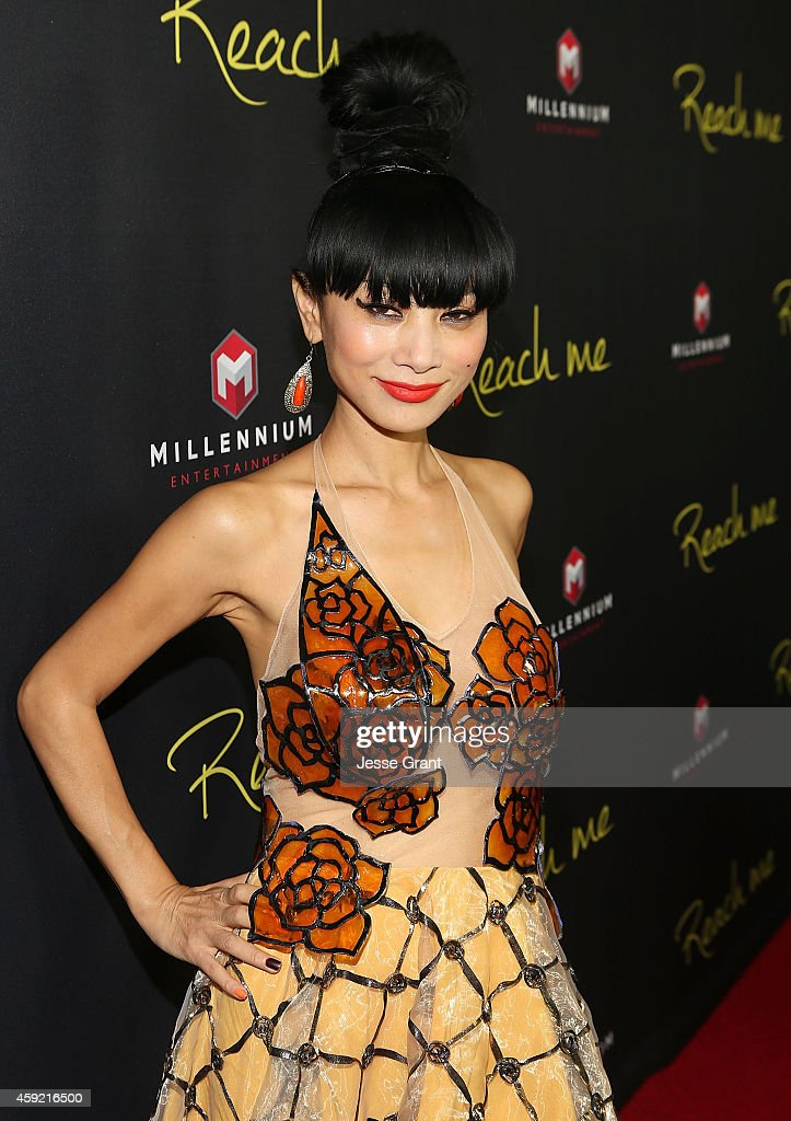 "Premiere Of Millennium Entertainment's ""Reach Me"" - Red Carpet"