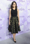 Actress Bailee Madison arrives at the Hallmark Channel and Hallmark Movies and Mysteries Winter 2016 TCA Press Tour at Tournament House on January 8...