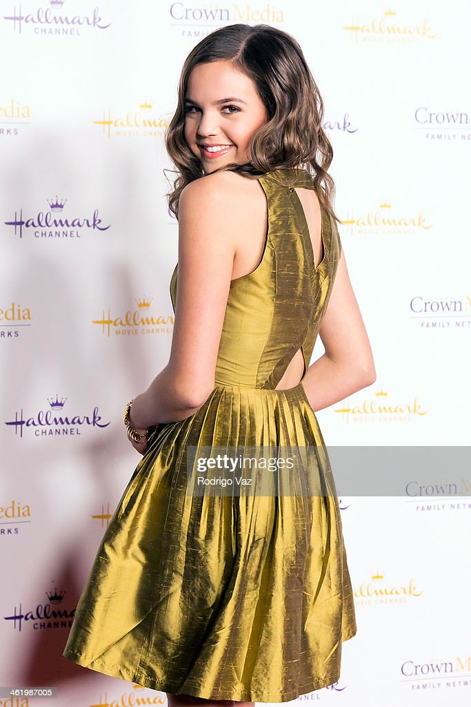 Hallmark Channel & Hallmark Movie Channel 2014 Winter TCA Party