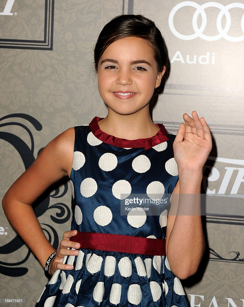 Actress Bailee Madison arrives at Variety's Power of Women presented by Lifetime at the Beverly Wilshire Hotel on October 5, 2012 in Beverly Hills, California.