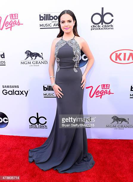 Actress Bailee Madison attends Music Choice at the 2015 Billboard Music Awards at MGM Grand Garden Arena on May 17 2015 in Las Vegas Nevada